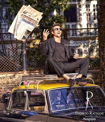 Hrithik Roshan for dabboo ratnani