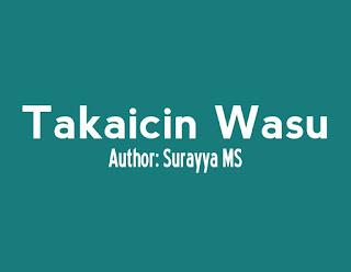 Takaicin Wasu