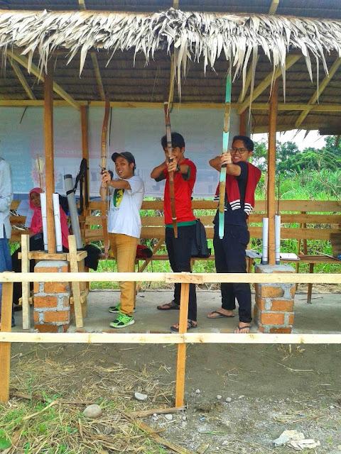 Tempat Latihan Memanah di Medan