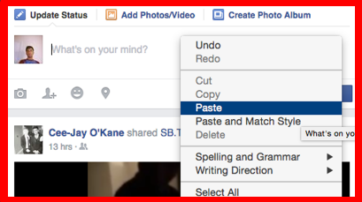 How to Upload Gif on Facebook