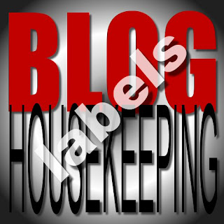 Blog Housekeeping by eSheep Designs