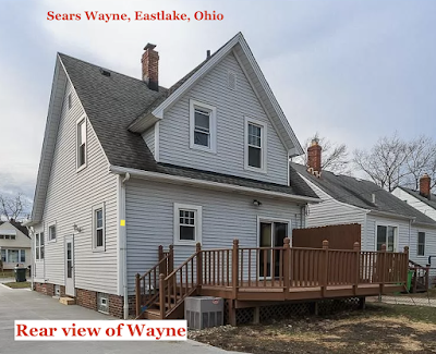 Sears Wayne Eastlake Ohio