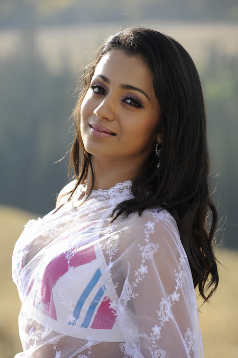 Trisha Hot Boobs Pics