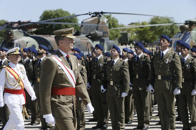 50º aniversario de las unidades de helicópteros del Ejército de Tierra (FAMET)