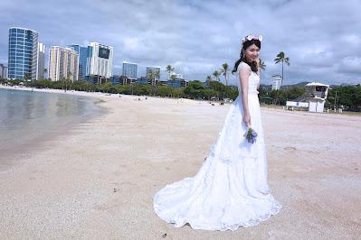 Honolulu Bridal
