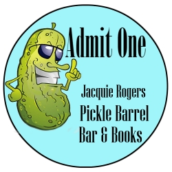 Jacquie Rogers Pickle Barrel Bar and Books