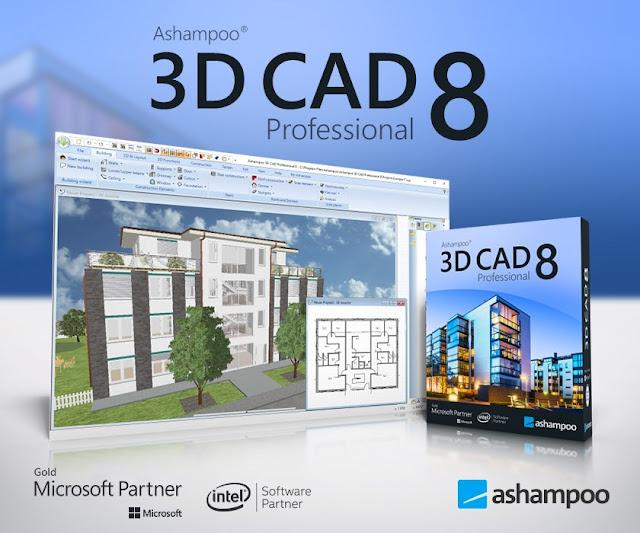 Ashampoo 3D CAD Professional 8 Descargar