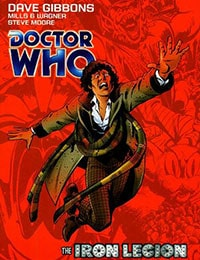 Doctor Who Graphic Novel