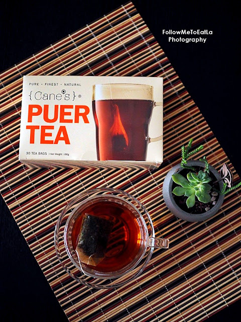 PUER TEA CANE'S TEA To Stay Health-TEA