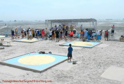 National Marbles Championship in Wildwood New Jersey