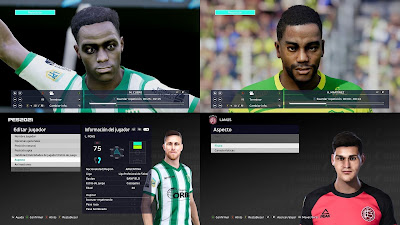 PES 2021 Facepack by Diegotatoosparapes