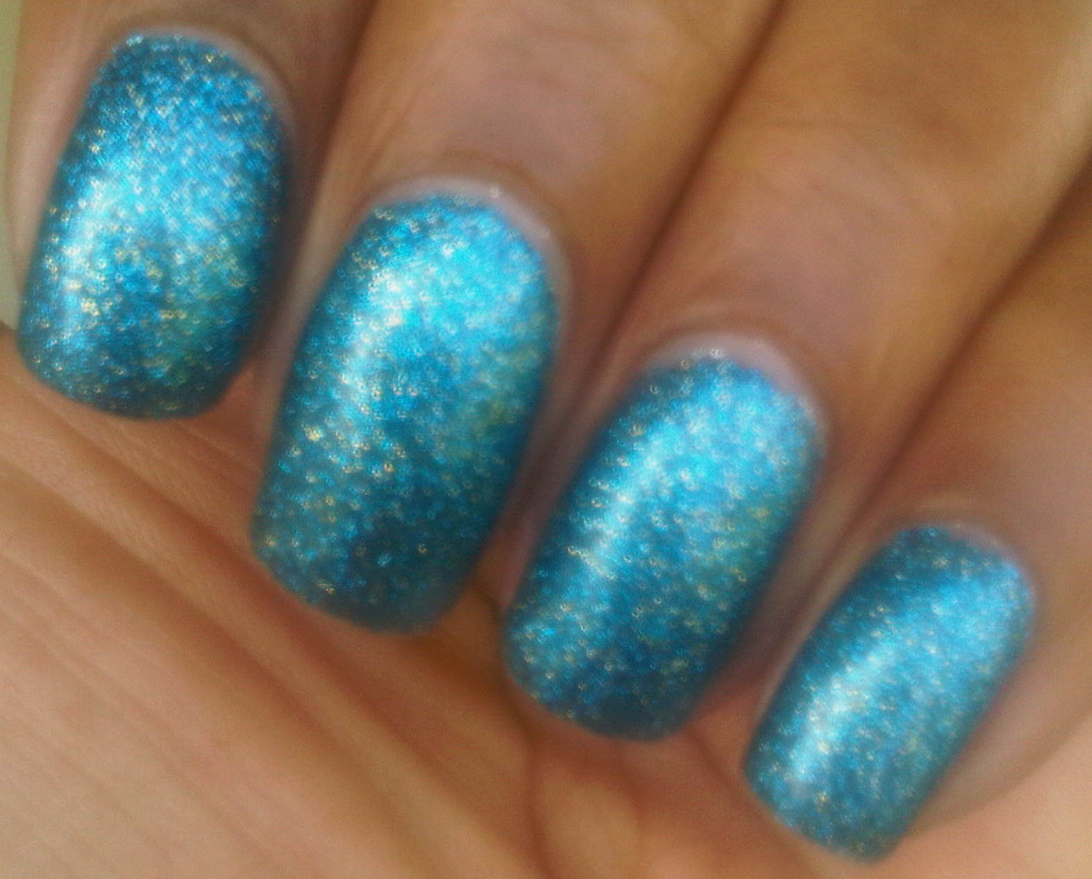 Shades of Beauty, Inc.: NOTD: OPI Absolutely Alice