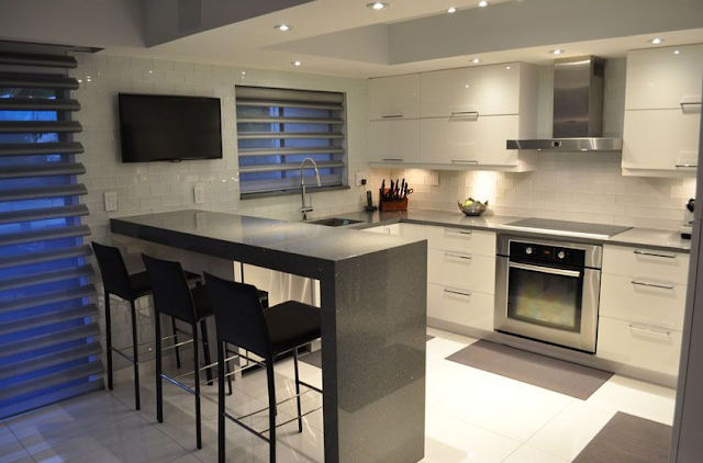 AMAZING MODERN KITCHEN DESIGN IDEAS