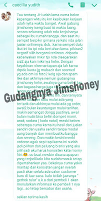 Reseller Jimshoney Semarang
