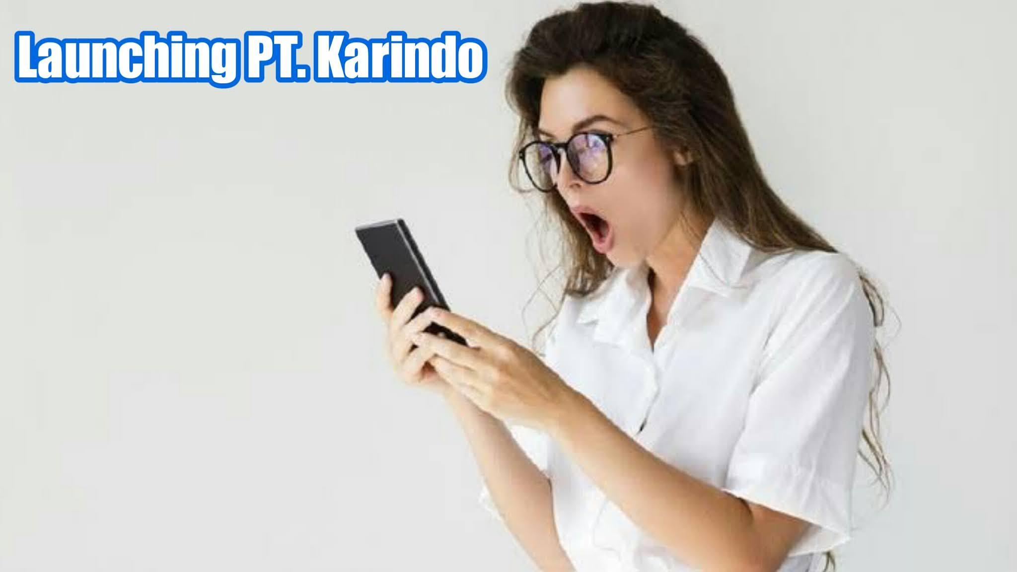 Launching Karindo Pulsa