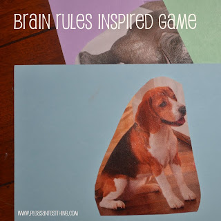 Make your own kids' game to play with executive function