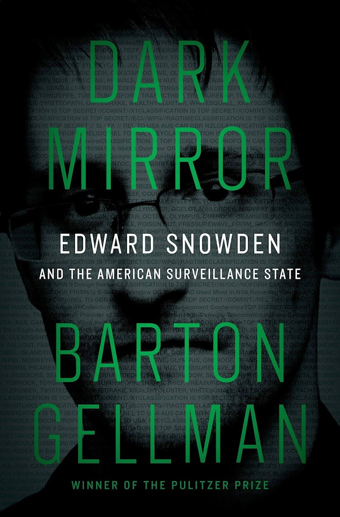 Dark Mirror by Barton Gellman Ebook Download