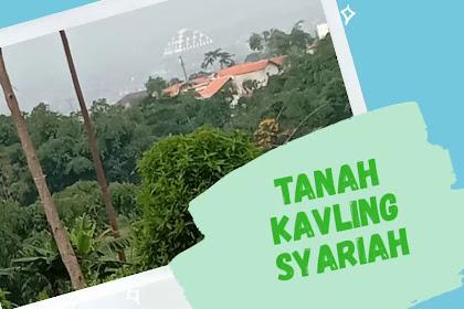 Tanah Kavling Murah Di Cinunuk View Masjid Apung Bandung