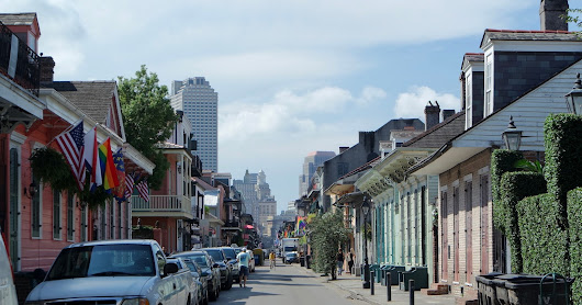 New Orleans - The Big Easy