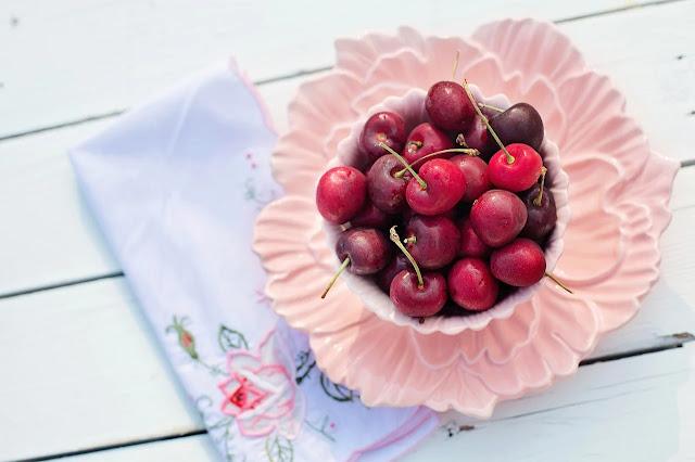 Tutta la bontà delle ciliegie