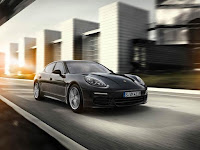 Porsche Panamera Diesel Edition in India