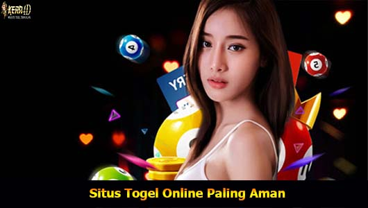 Situs Togel Online Paling Aman