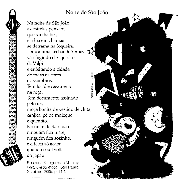 Texto – Noite de São João