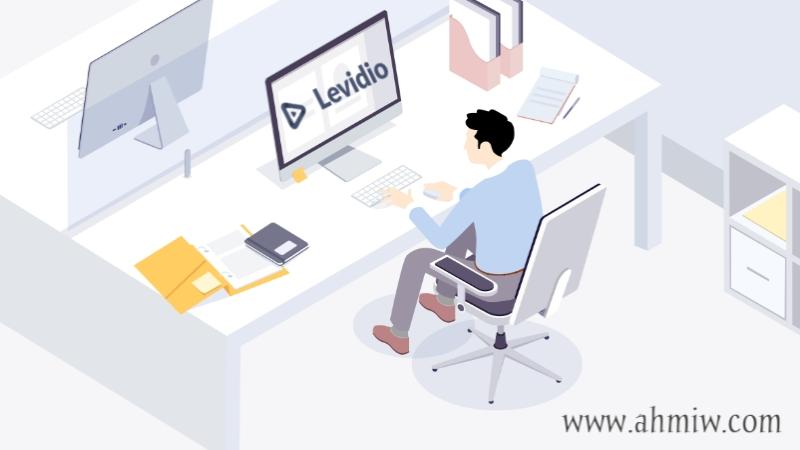 Levido tempat penjualan template video dan aset grafis murah