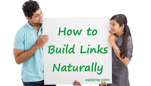 What Should You Do to Make Other Websites to Link to Your content naturally?: eAskme
