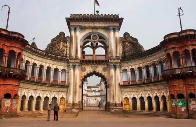 Ayodhya City - The Birthplace of Lord Rama