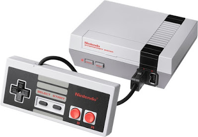 Nintendo launches NES Classic Edition