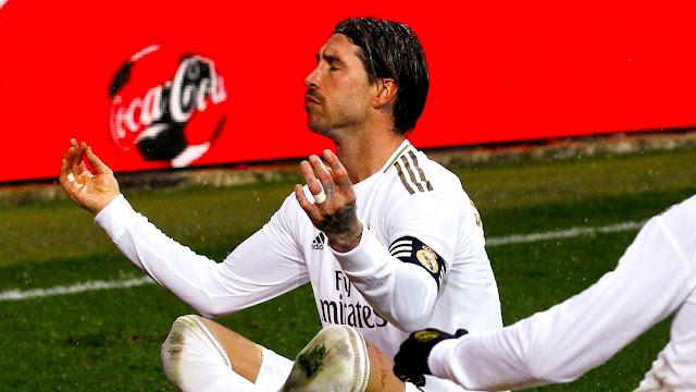 Alaves 1-2 Real Madrid: Dani Carvajal sends Real Madrid top of La Liga