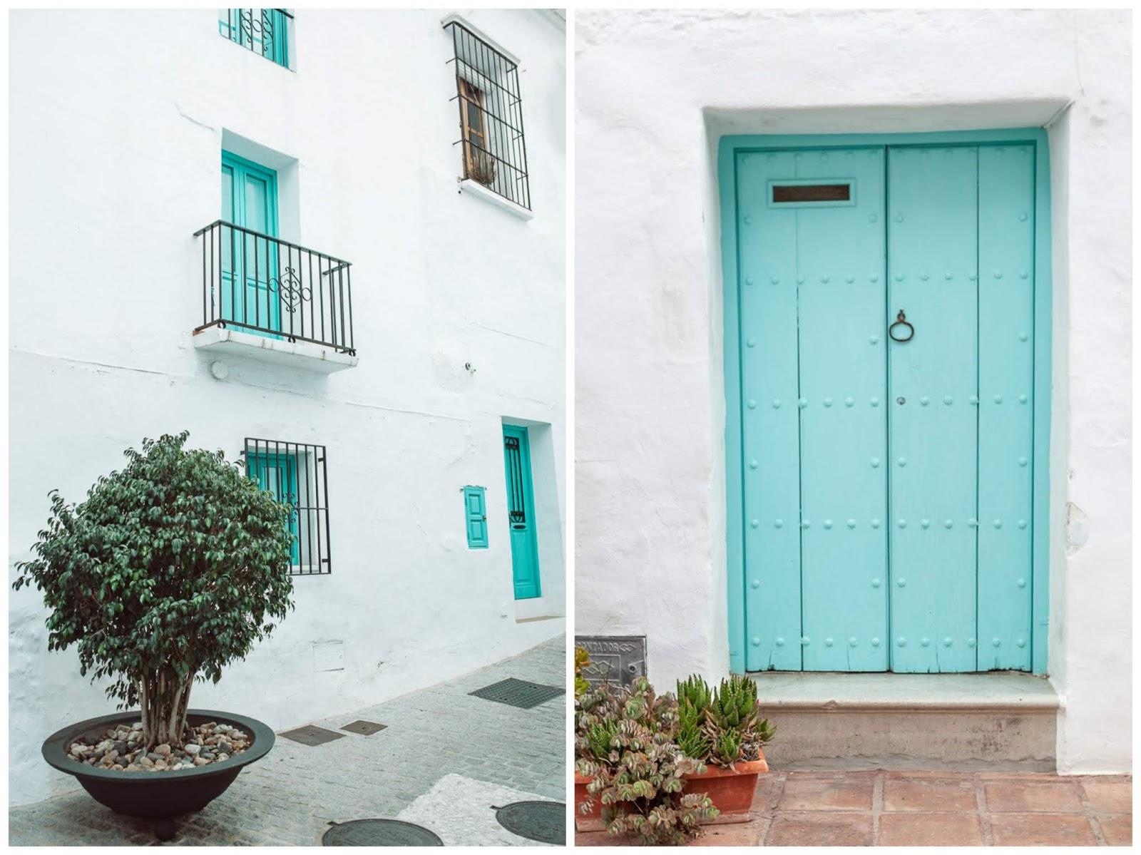 Doors of Frigiliana
