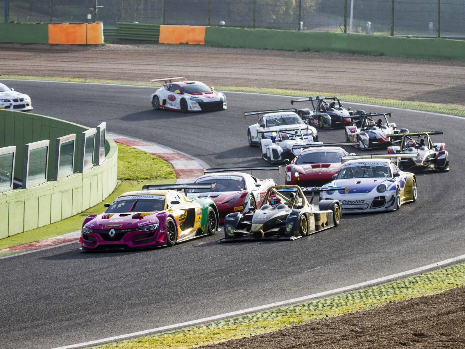 Circuito Vallelunga : Abarth protagonista del weekend a vallelunga motorinolimits