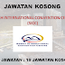 PELUANG PEKERJAAN DENGAN SABAH INTERNATIONAL CONVENTION CENTRE (SICC)