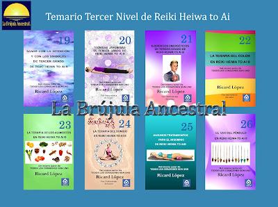 Temario Nivel III HAR USUI