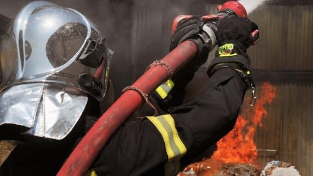 Τραγωδία: Γυναίκα στην Κορινθία κάηκε ζωντανή μέσα στο σπίτι της