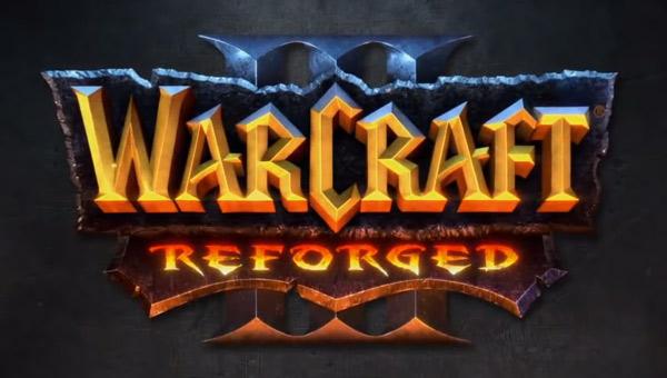 لعبة warcraft 3 reforged