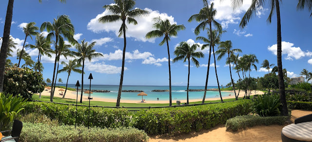 Beach Villas at Ko Olina view