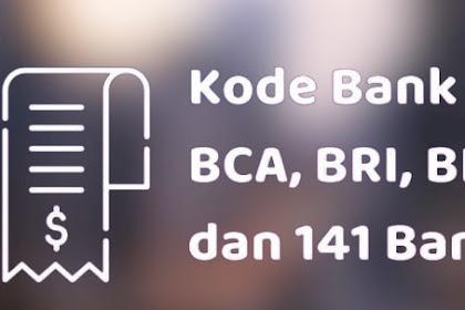 Daftar Kode Bank Indonesia untuk Transfer Antar Bank Terlengkap