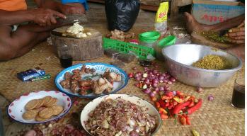 Cara Membuat Bumbu Rajang, Pelalah dan Sambal Matah (Versi Bali Karangasem)