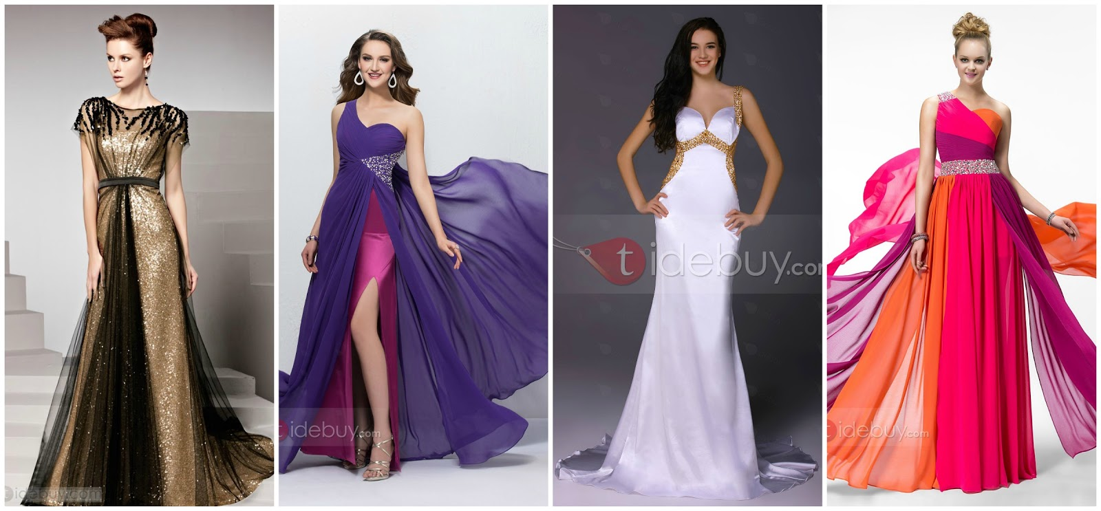 How to choose formal dress according to body shape ? | Candy Crow ...