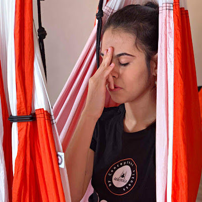 Méditation Yoga Aérien