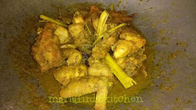Resepi Ayam Ungkep Mudah Tapi Sedap