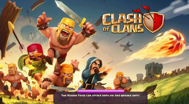Clash of clans free account
