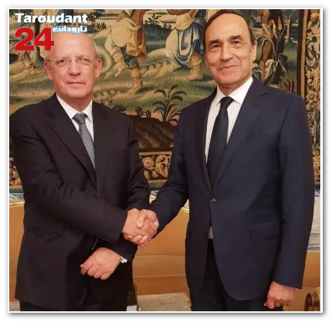 """وزير خارجية البرتغال: «المغرب شريك وجار أساسي مع التأكيد على الحوار المباشر بين الأطراف المعنية للتسريع بحل النزاع حول ملف الصحراء"""""""