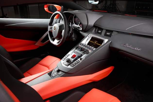 2012 Lamborghini Aventador Lp700 4 Review Price Specs Interior