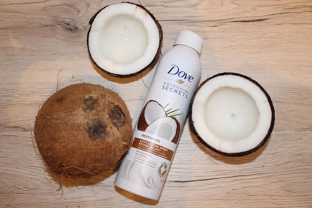 Brume de Lait Restoring Nourishing Secrets - Dove