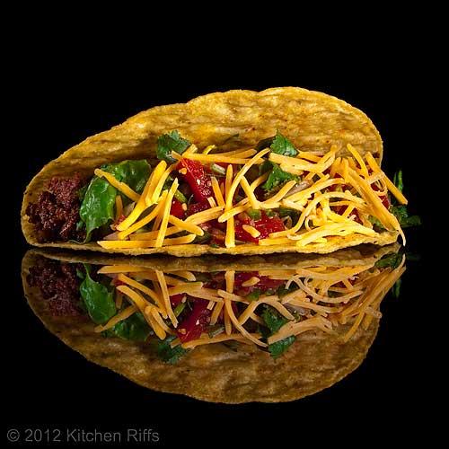 Hard-Shell Taco