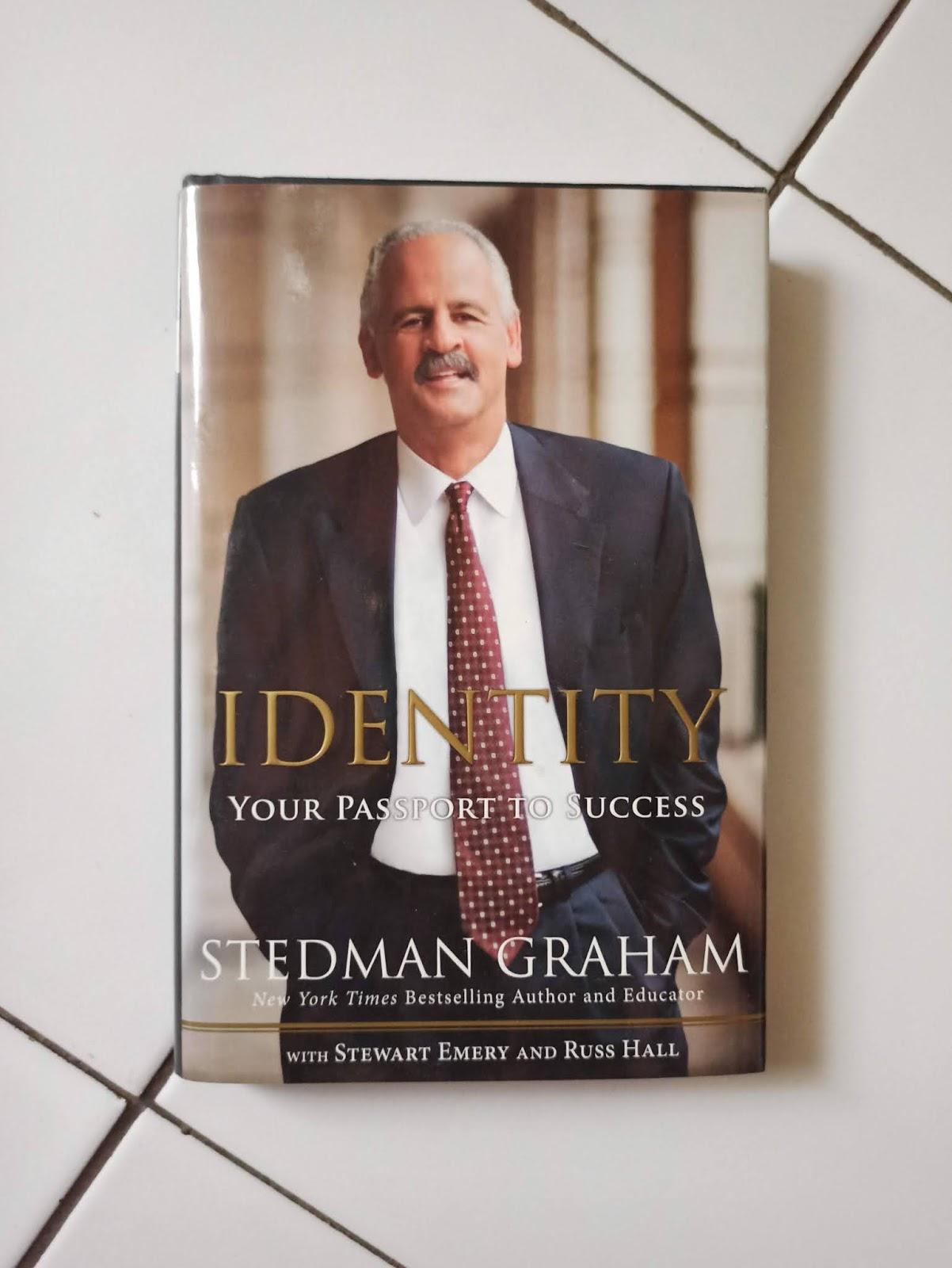 Buku Import Identity Your Passport To Success